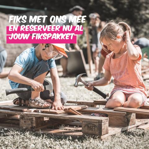 De Fiksfabriek Brugge 2021 online en bij je thuis